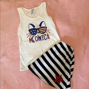Other - Girl's Patriotic Outfit (7/8)